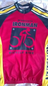 Minnesota Ironman Bike Ride jersey